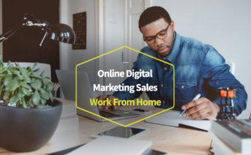 Online Digital Marketing Sales Work