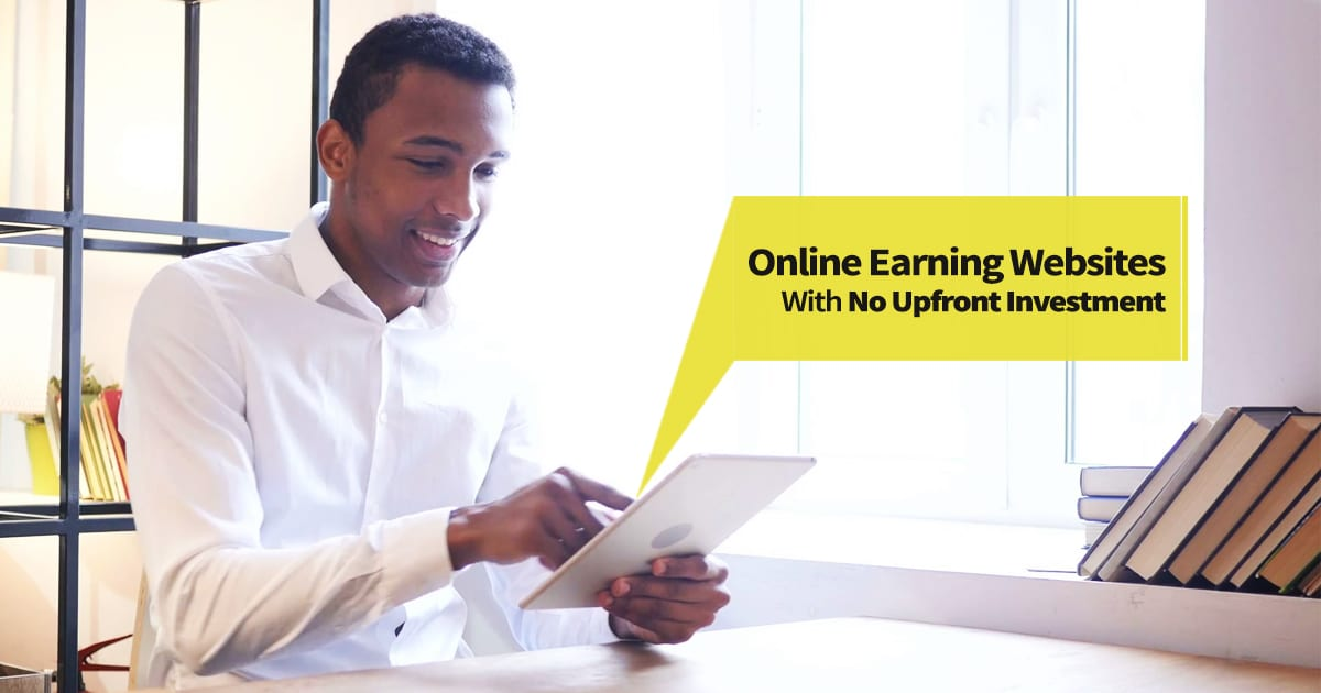 Online Earning Websites