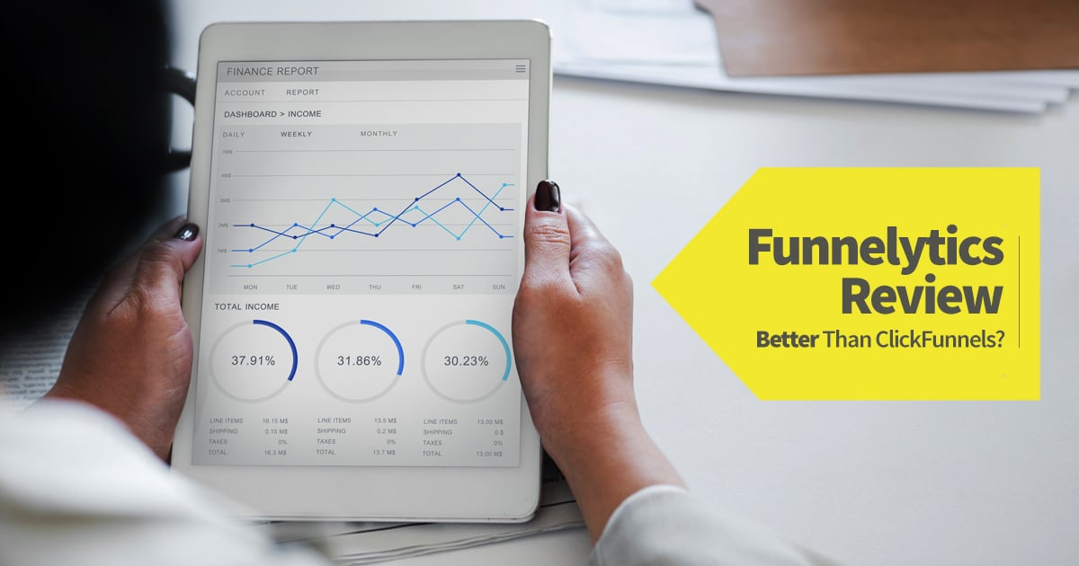 Funnelytics Review – Better Sales Funnel Software Than ClickFunnels?