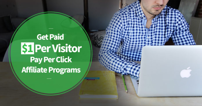 Get Paid $1 Per Visitor