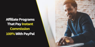 Affiliate Programs That Pay Instant Commission