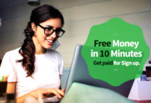 Free Money in 10 Minutes