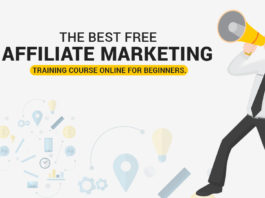 Free Affiliate Marketing Training Course Online For Beginners