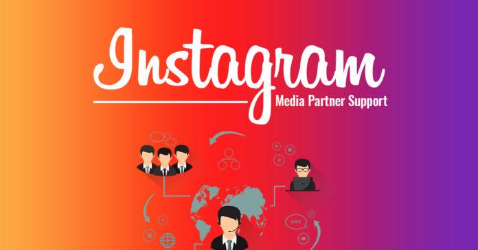 Instagram Media Partner Support