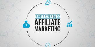 Steps To Do Affiliate Marketing