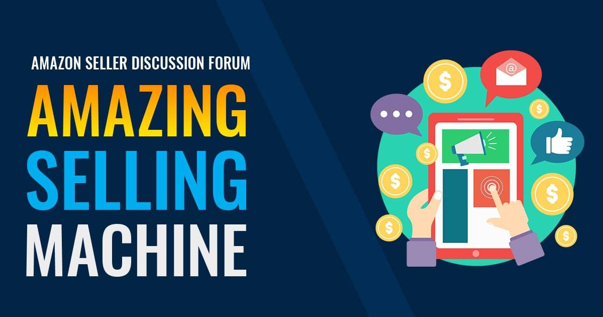 Amazon Seller Discussion Forum