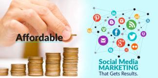 Affordable Social Media Marketing