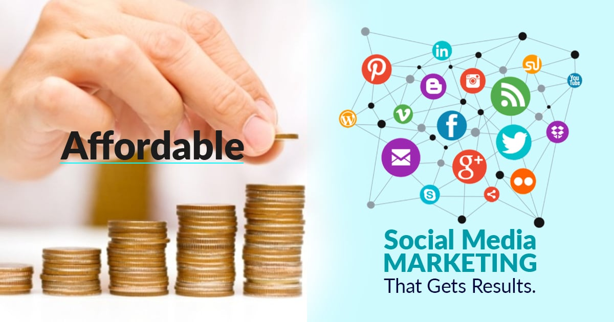 Affordable Social Media Marketing