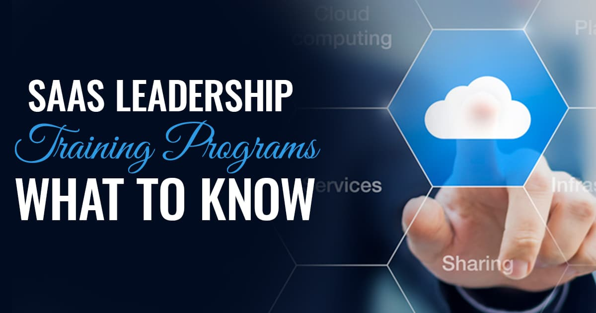 SAAS Leadership Training Programs