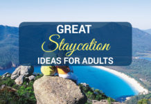 Great Staycation Ideas For Adults
