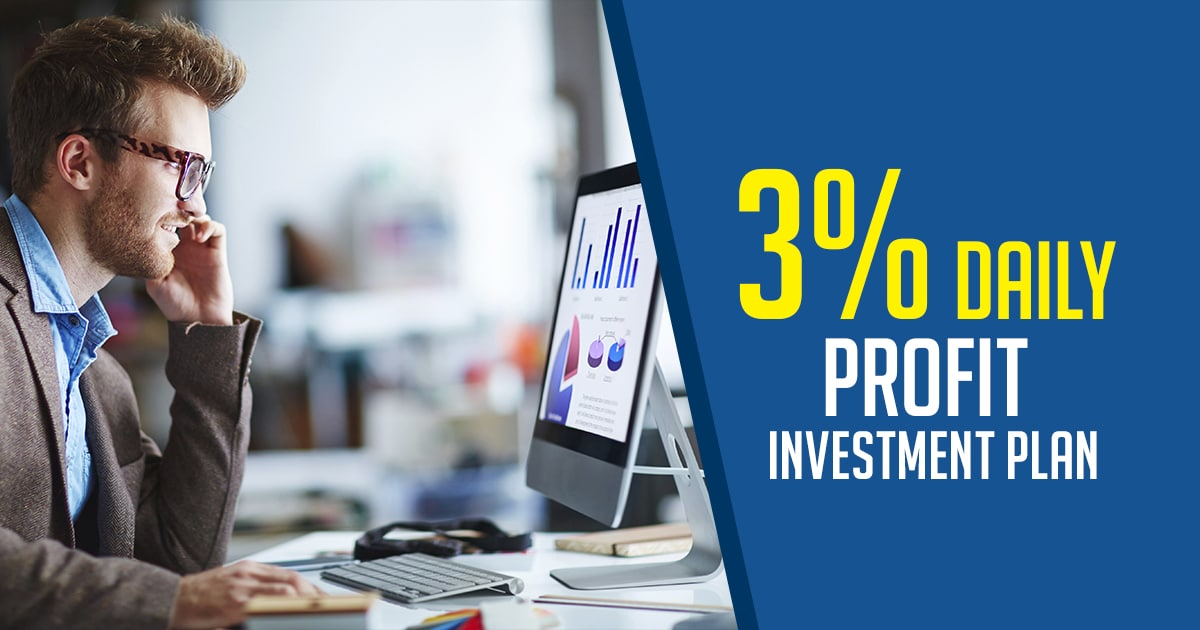 3% Daily Profit Investment Plan