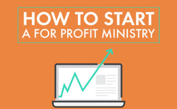 How to Start A For Profit Ministry