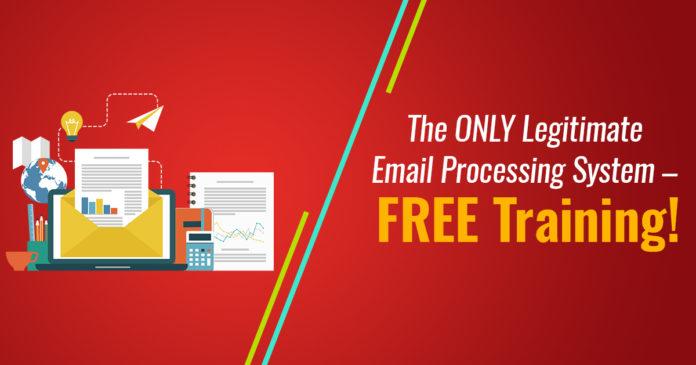 Legitimate Email Processing System Free