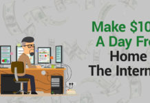 Make $1000 A Day From Home On The Internet