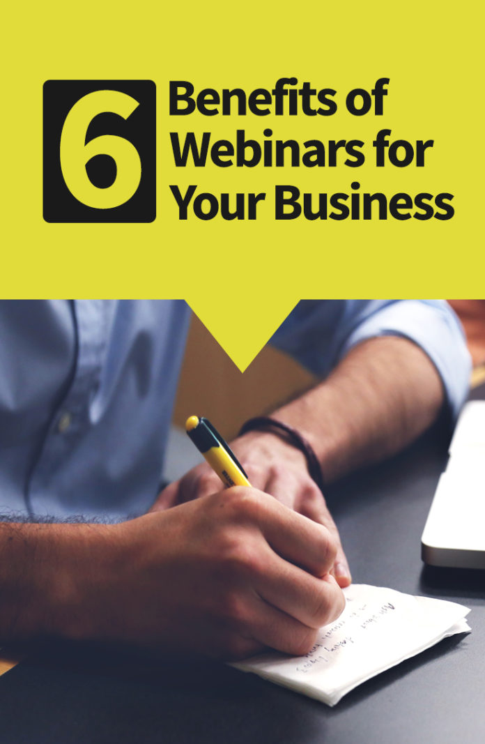 Benefits of Webinars for Your Business