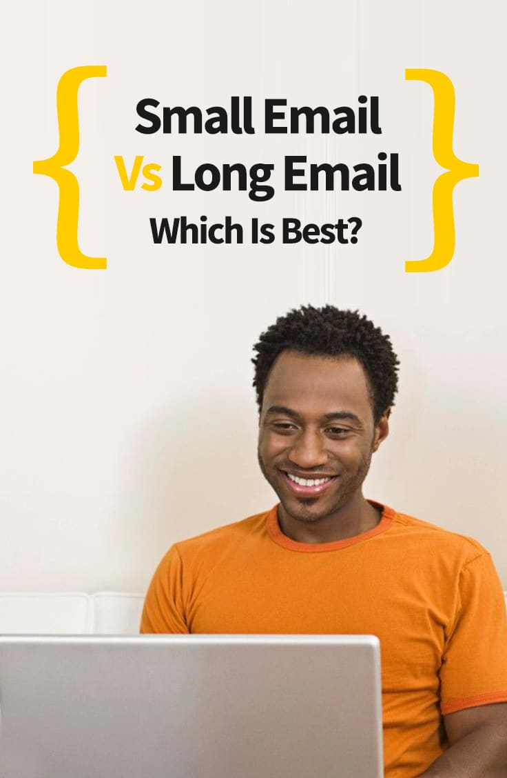 Small Email Vs Long Email