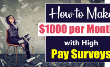 PayPal Survey Sites With No Minimum Payout | ULiveUSA