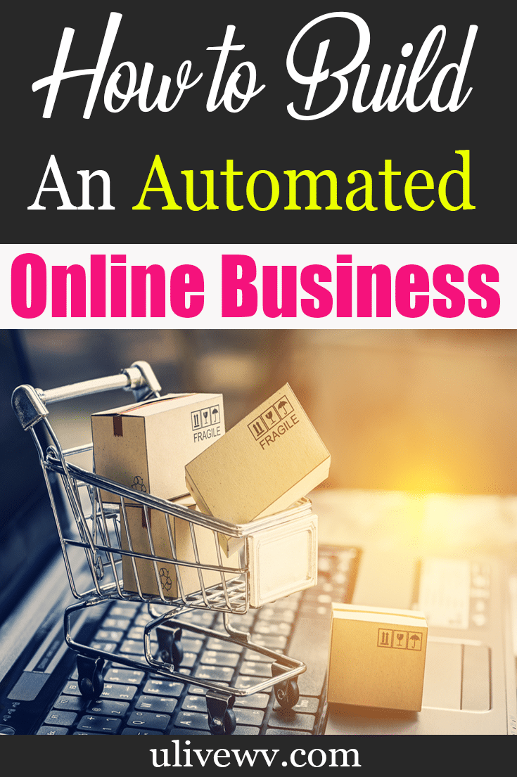 Automated Online Business
