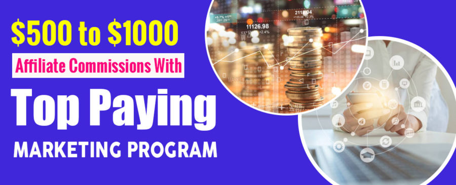 500 to 1000 Affiliate Commissions