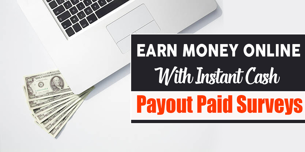 Earn Money With Paid Surveys