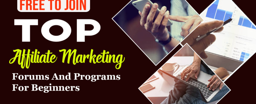 Top Affiliate Marketing Forums