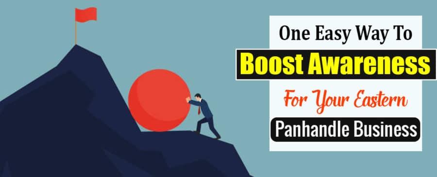 Boost Awareness Eastern Panhandle Business