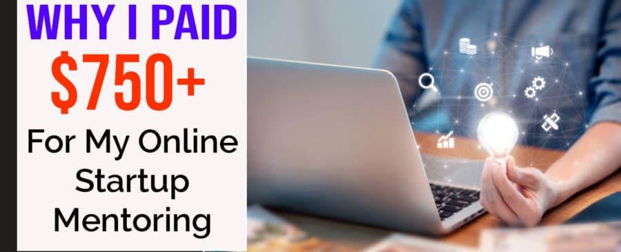My Online Startup Mentoring