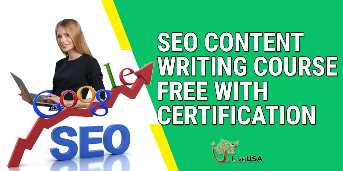 SEO Content Writing Course Free with Certification