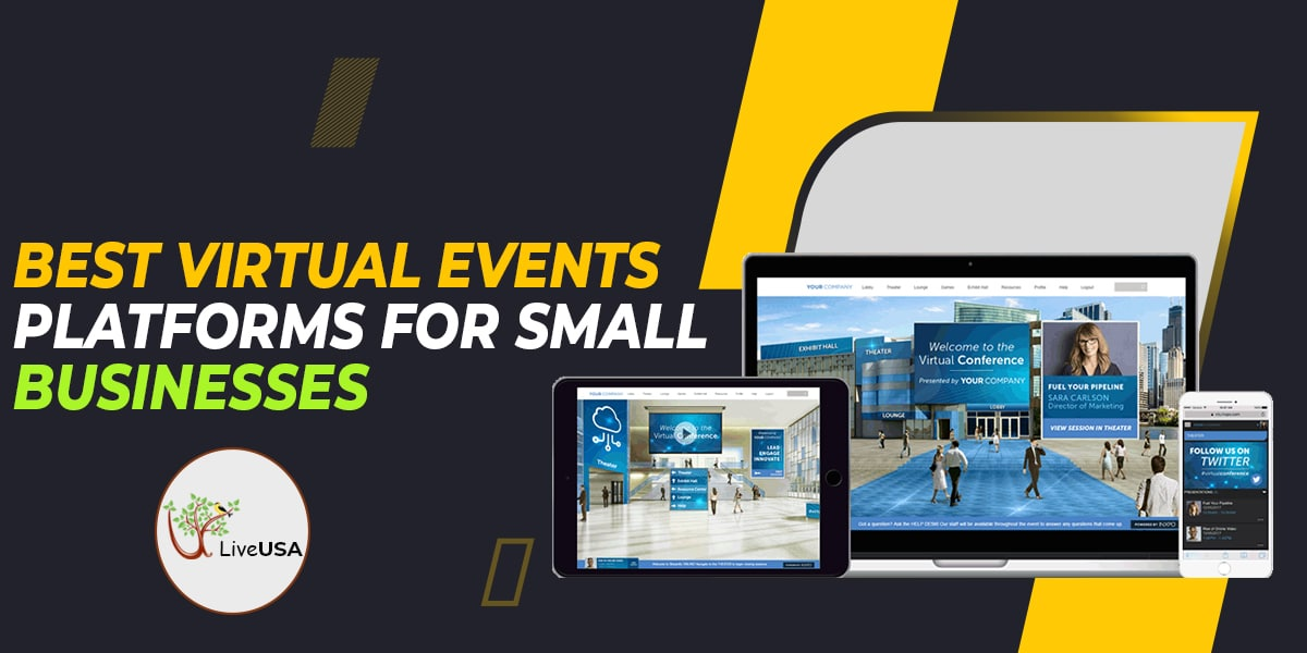 Best Virtual Events Platforms for Small Businesses